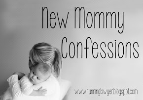 New Mommy Confessions type